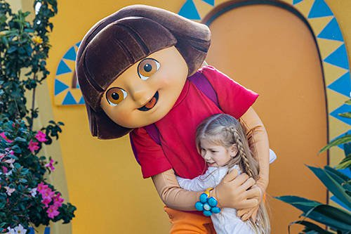 See A Show Meet Your Favourite Nickelodeon Character Or Ride A Child Friendly Ride At Nickelodeon Land At Sea World On The Gold Coast